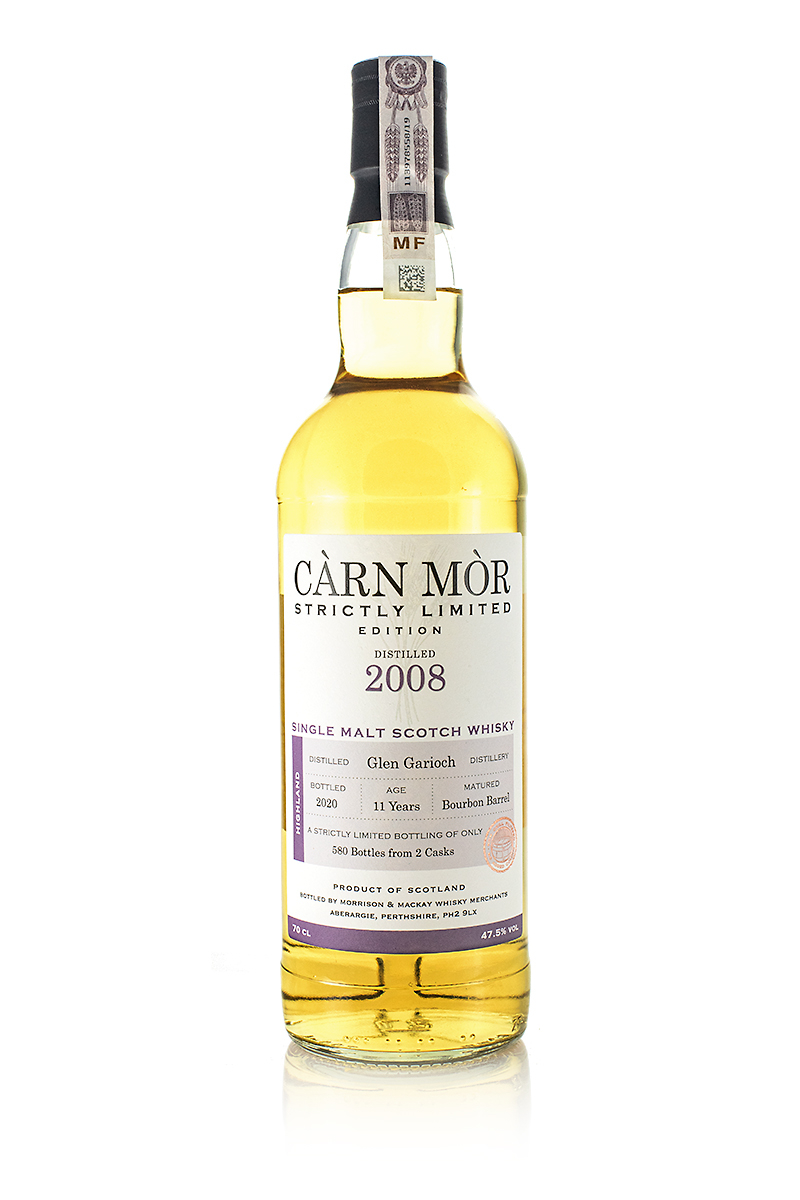 Carn Mor Glen Garioch 11 Years Old –  Strictly Limited