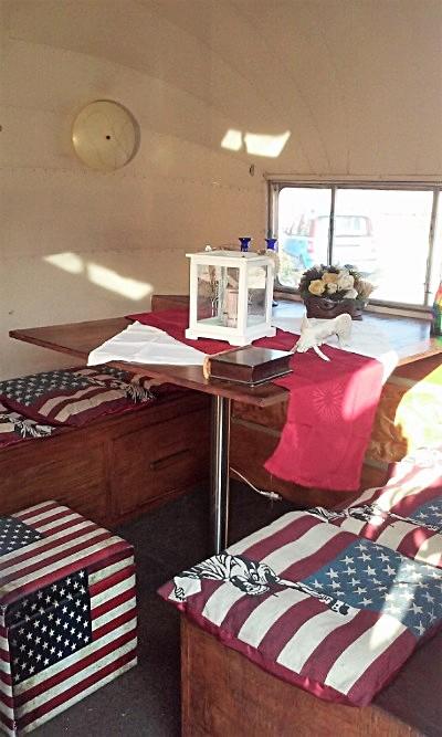 Vendita camper americani vintage american vintage trailer for Arredamenti americani
