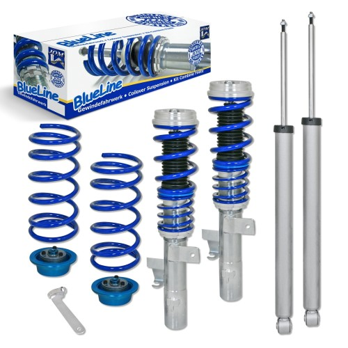 JOM 741073 Coilover Kit Blue