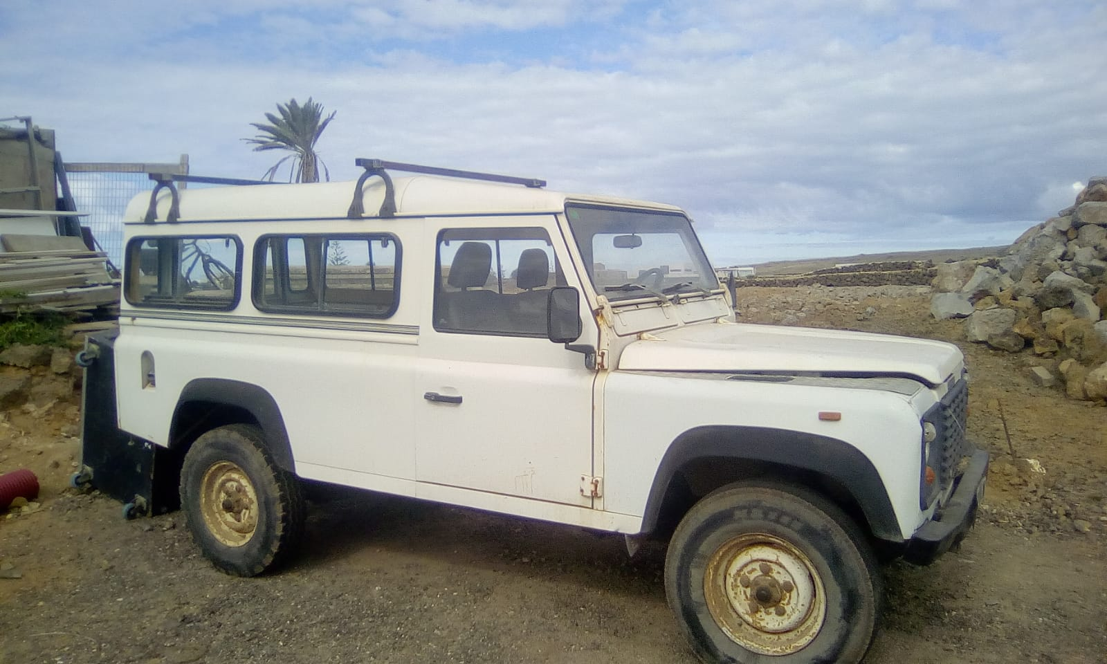 1993 LAND ROVER DEFENDER 110 200 TDI LHD
