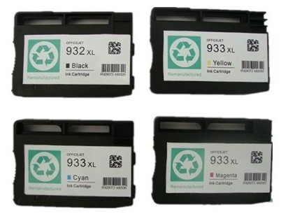 HP Multipack 932XL + 933XL compatibili