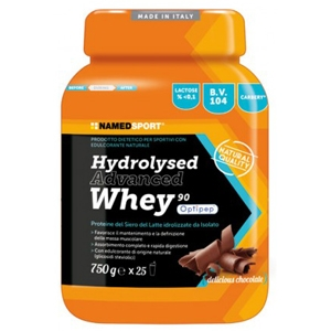 Hydrolysed Advanced Whey 750 g - Delicious Chocolate