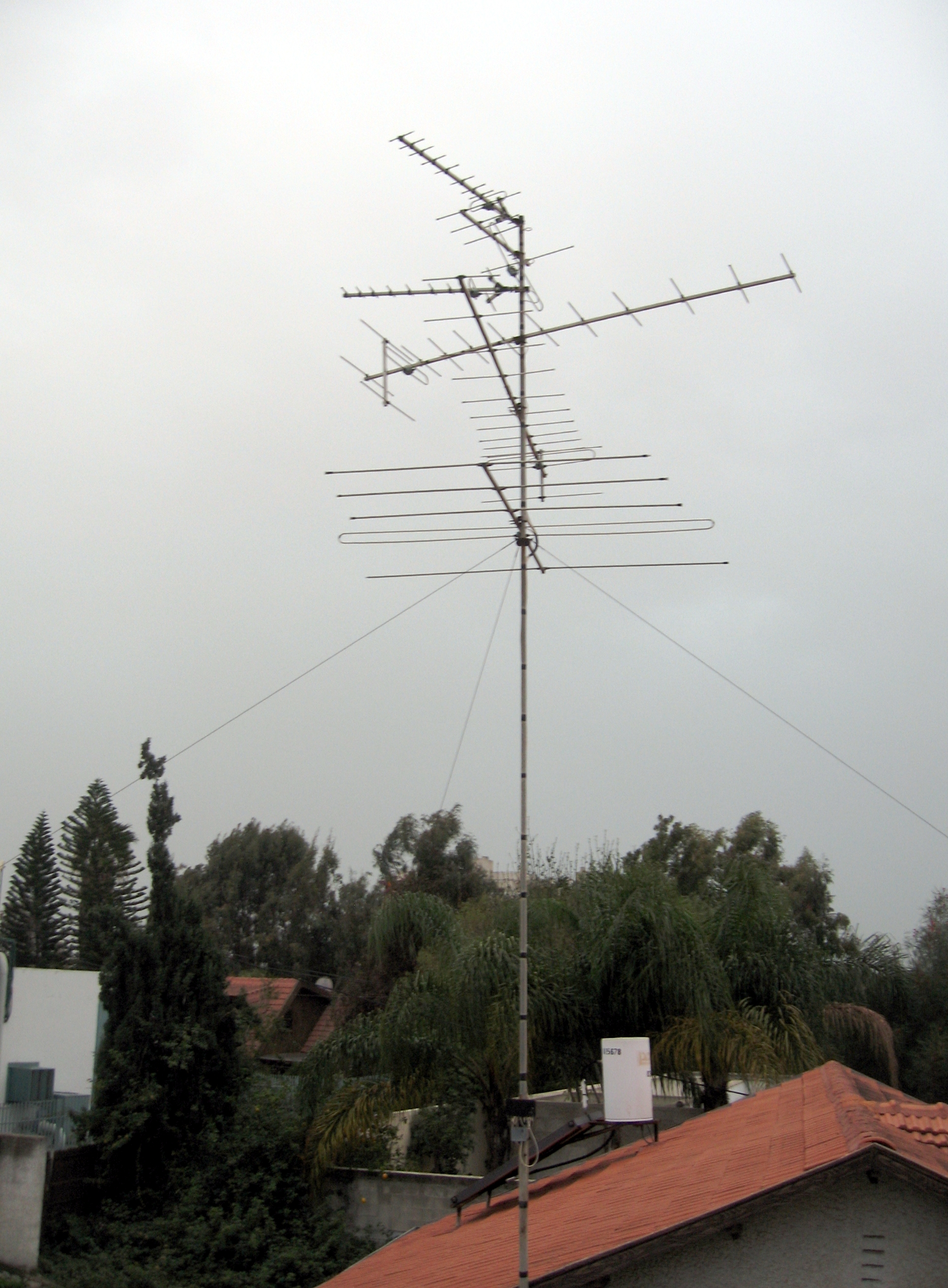 Antenna parabolica in condominio