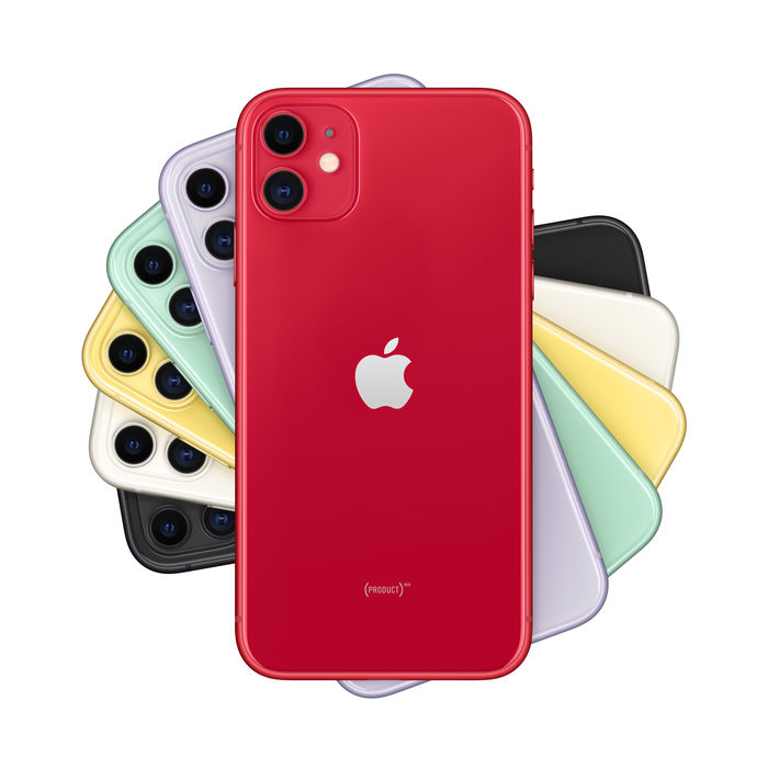 [MWLV2QL/A] APPLE iPhone 11 64GB (PRODUCT)RED