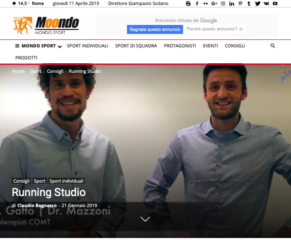Moondo Running Studio