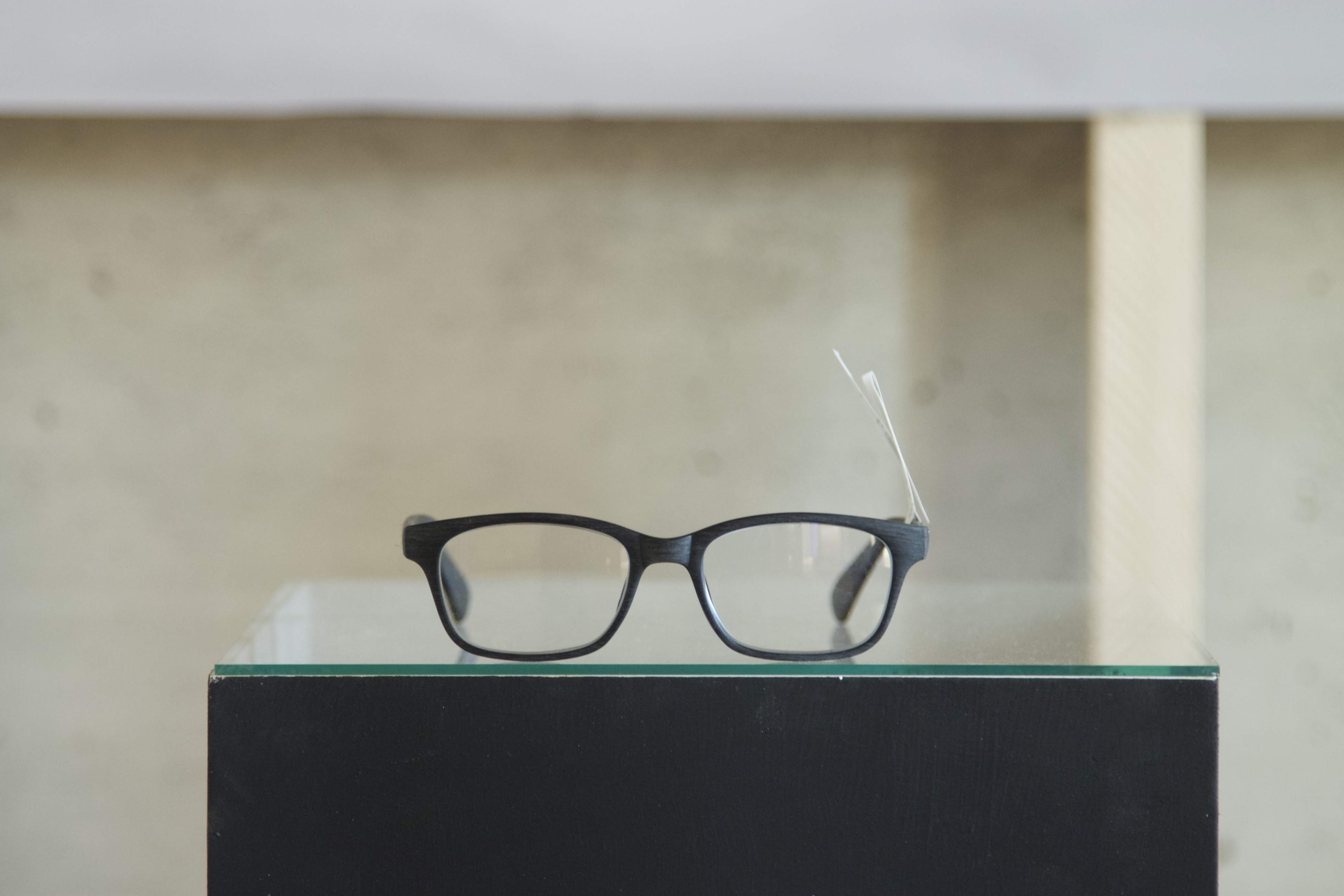 GLASSES MADE IN P.C.R.