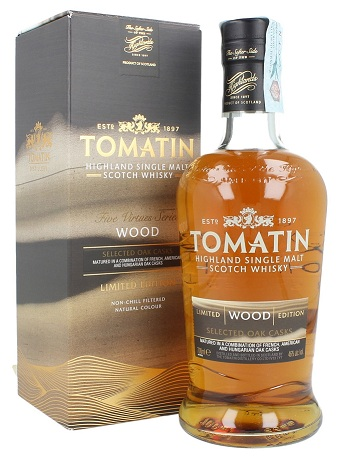 Tomatin Virtues Wood - 46%