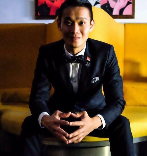 Spumarche - Mixologia - Boo_Jing_Heng_Tess_Bar&Kitchen_Singapore_Clergyman_Martini