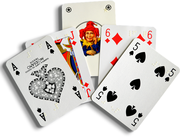 Risultato immagini per carte da gioco
