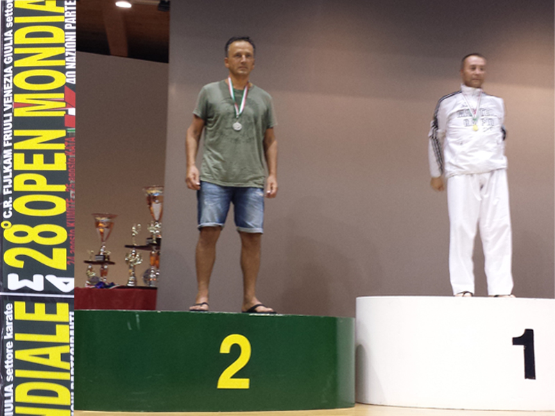 II° classificato internazionali Lignano