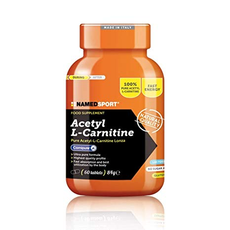 Acetyl L-Carnitine - 60 tabs