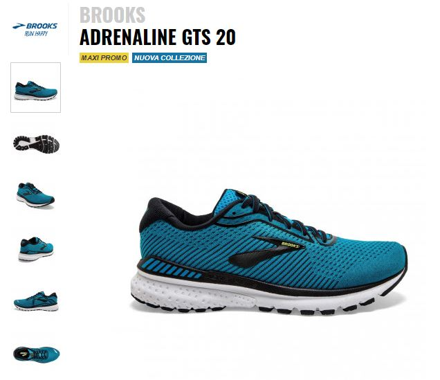 Adrenaline GTS 20 456 - Blue/Black/Nightlife 110307 - Adrenaline GTS 20