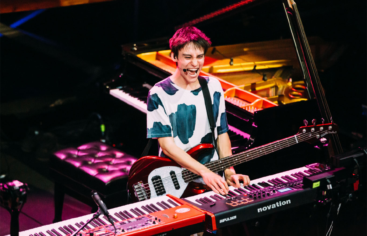 Quel gran genio di Jacob Collier