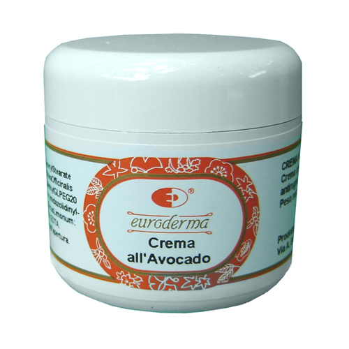 CREMA VISO IDRATANTE AVOCADO ml 50