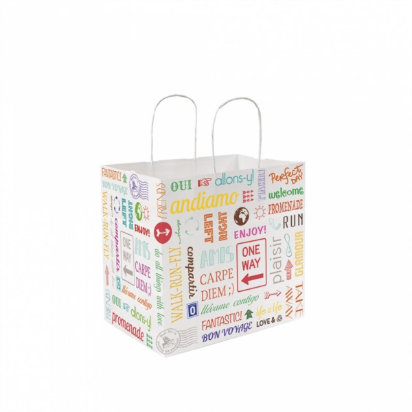 SHOPP CARTA 26+20X27 PAROLE