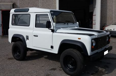 1991 LAND ROVER DEFENDER 90 LHD 200TDI