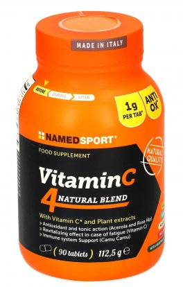 Vitamin C 4natural blend - 90 tabs
