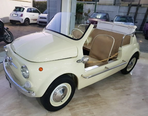 1966 FIAT 500 JOLLY REPRODUCTION