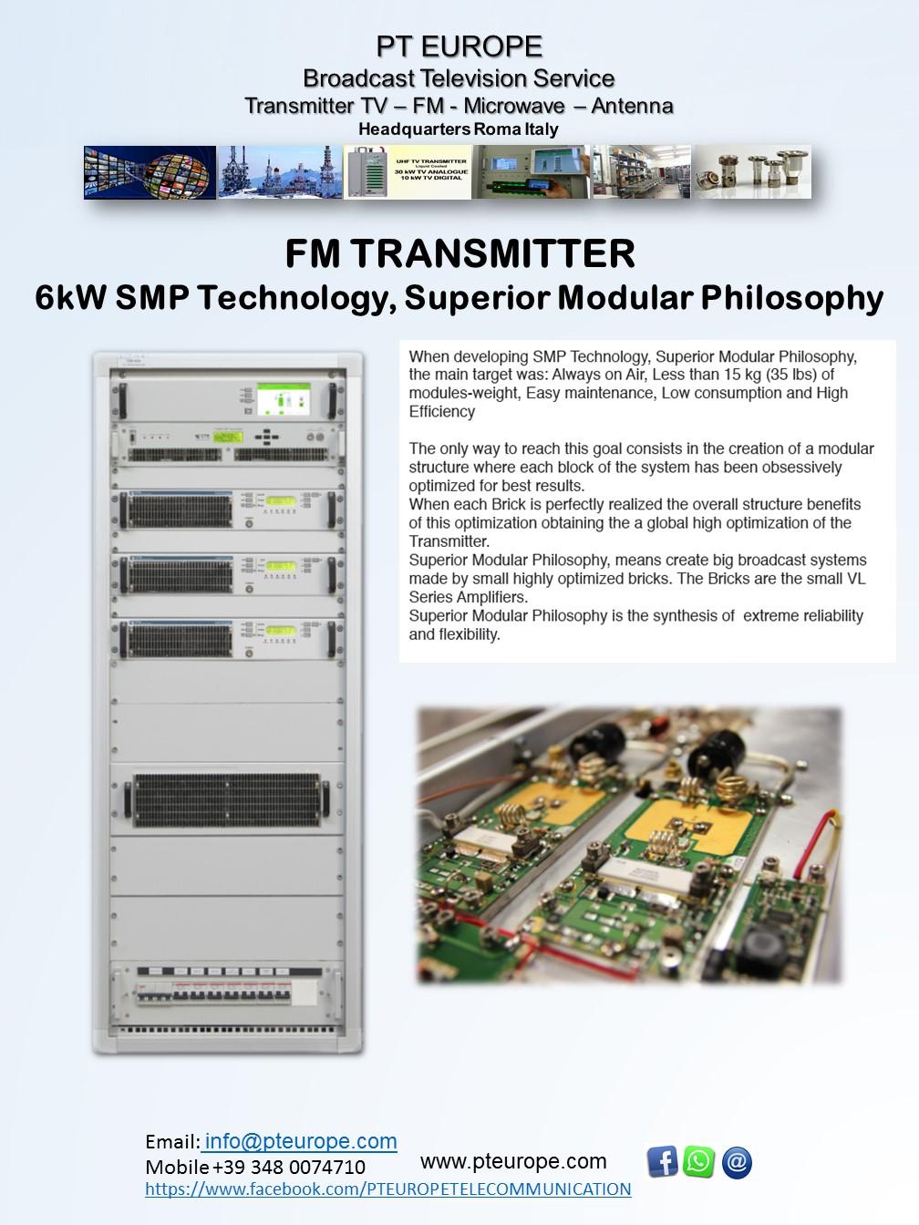 Radio Fm Transmitter Miniature 1 Tx