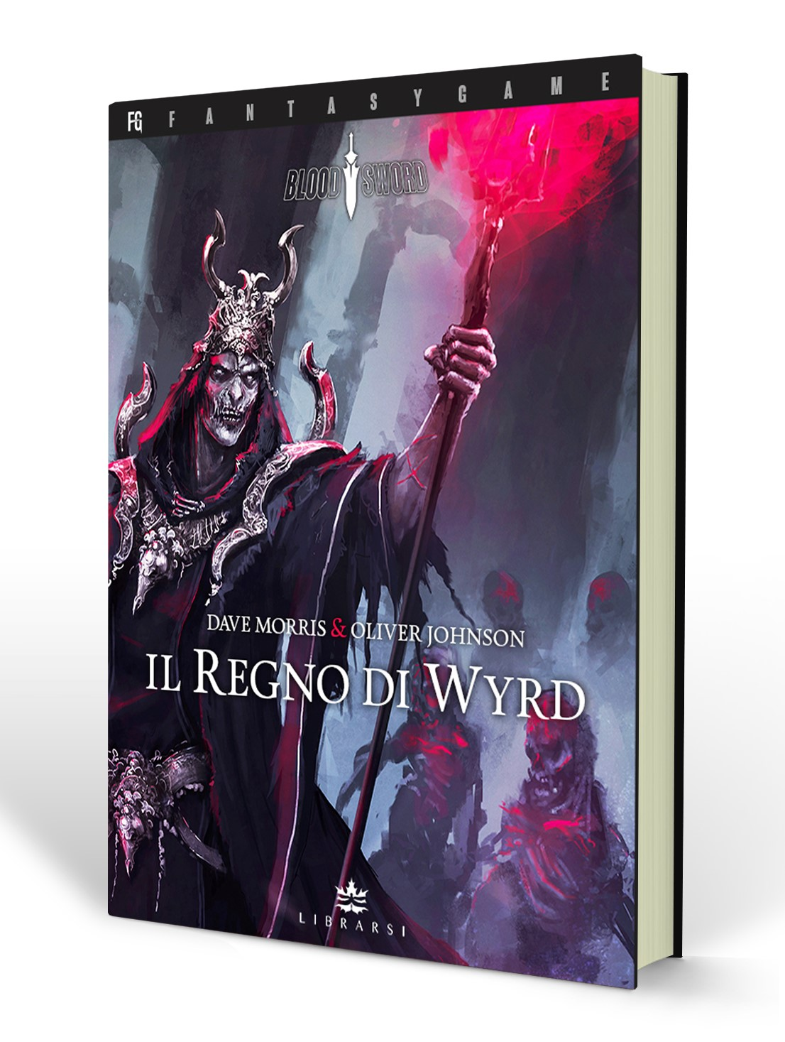 Blood Sword 2: Il Regno di Wyrd