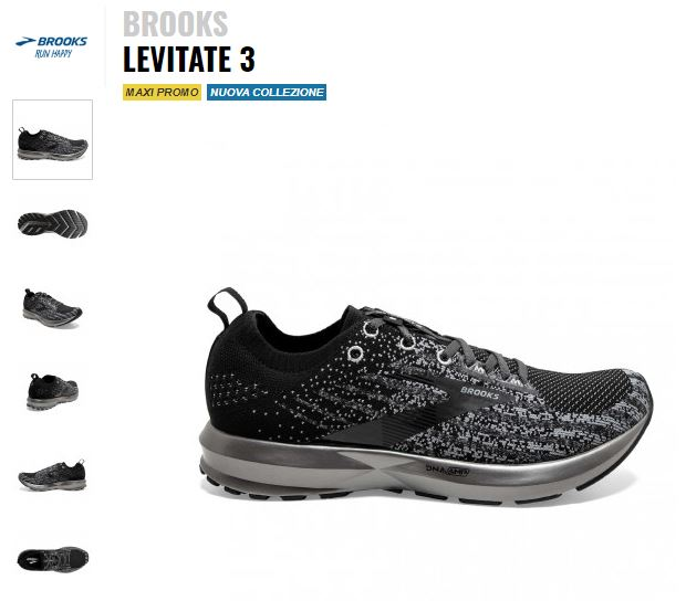 Levitate 3 047 - Black/Ebony/Silver 110312 -