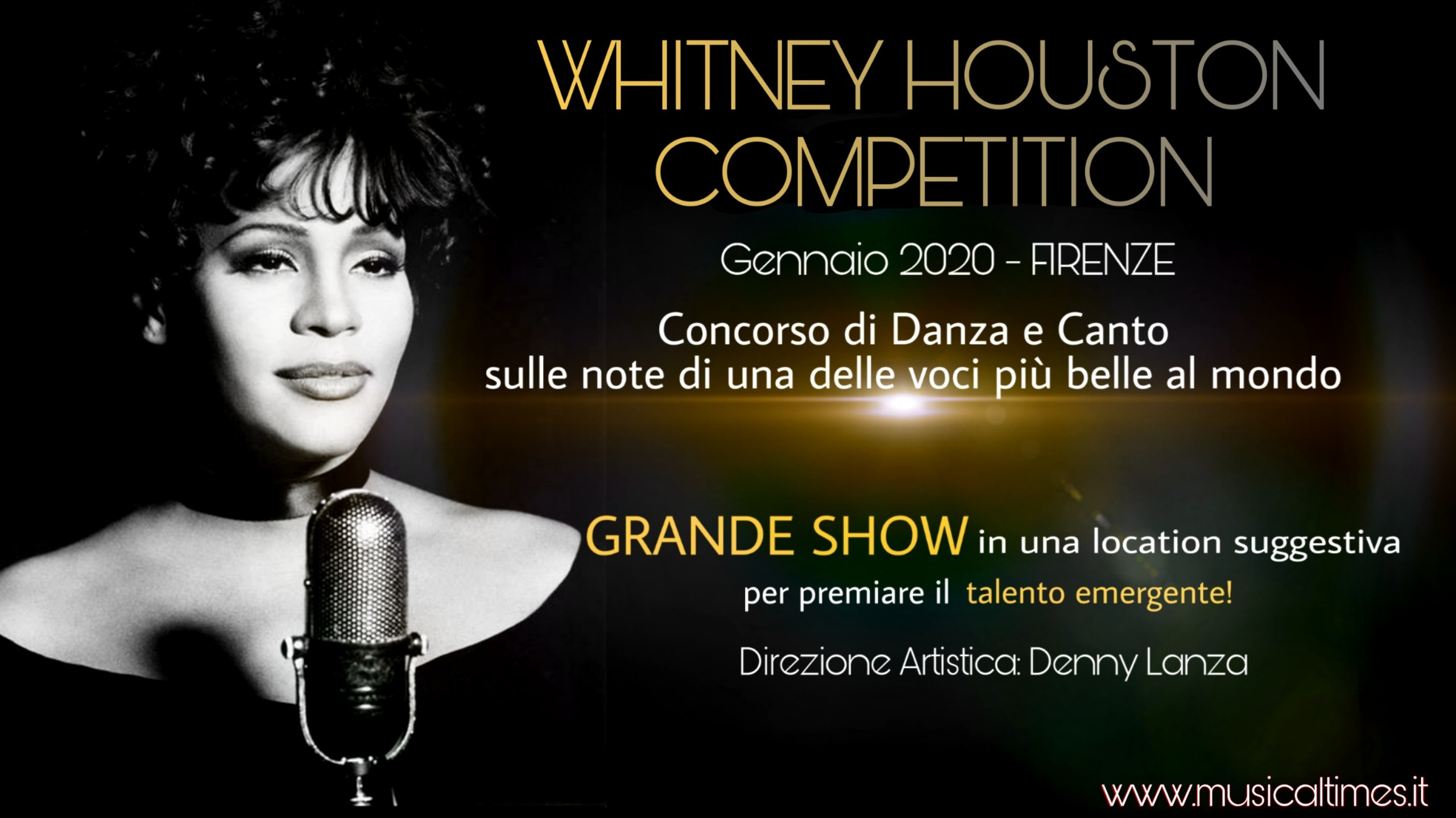 WHITNEY HOUSTON COMPETITION