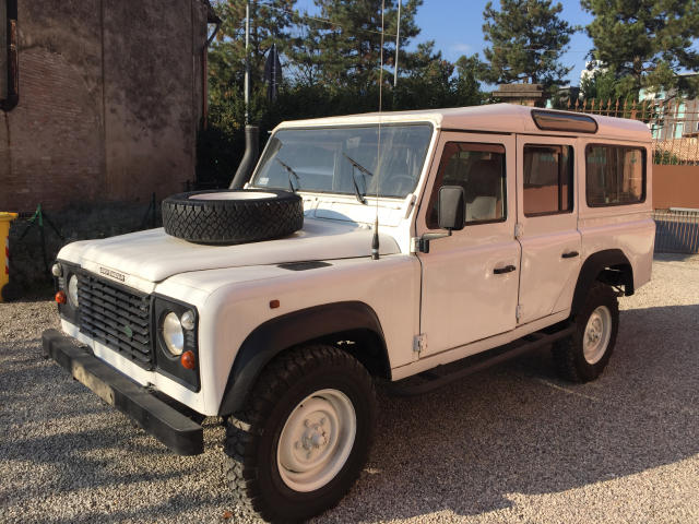 1996 LAND ROVER DEFENDER 110 300Tdi LHD