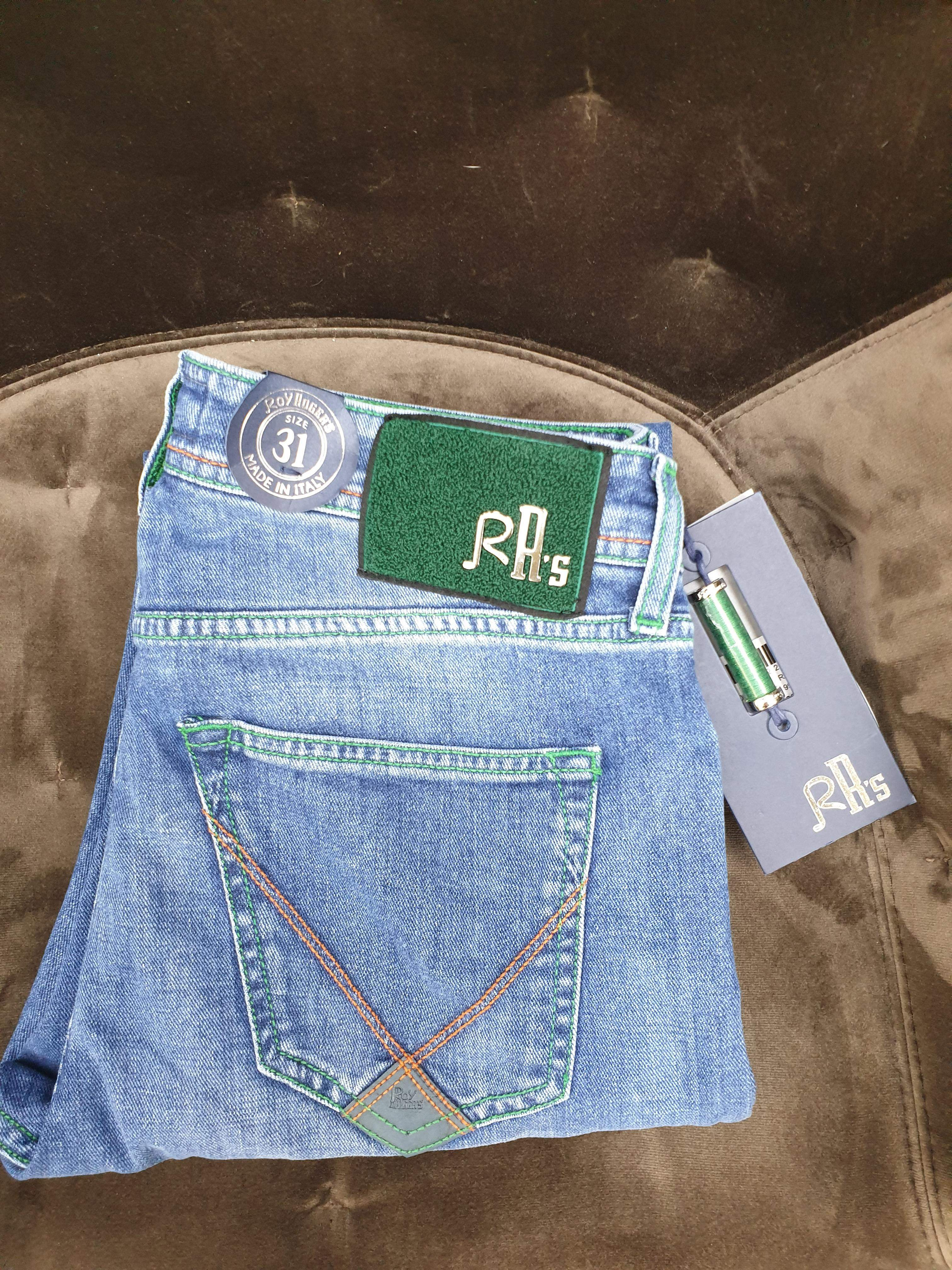 Jeans Roy Roger's 529 Clar