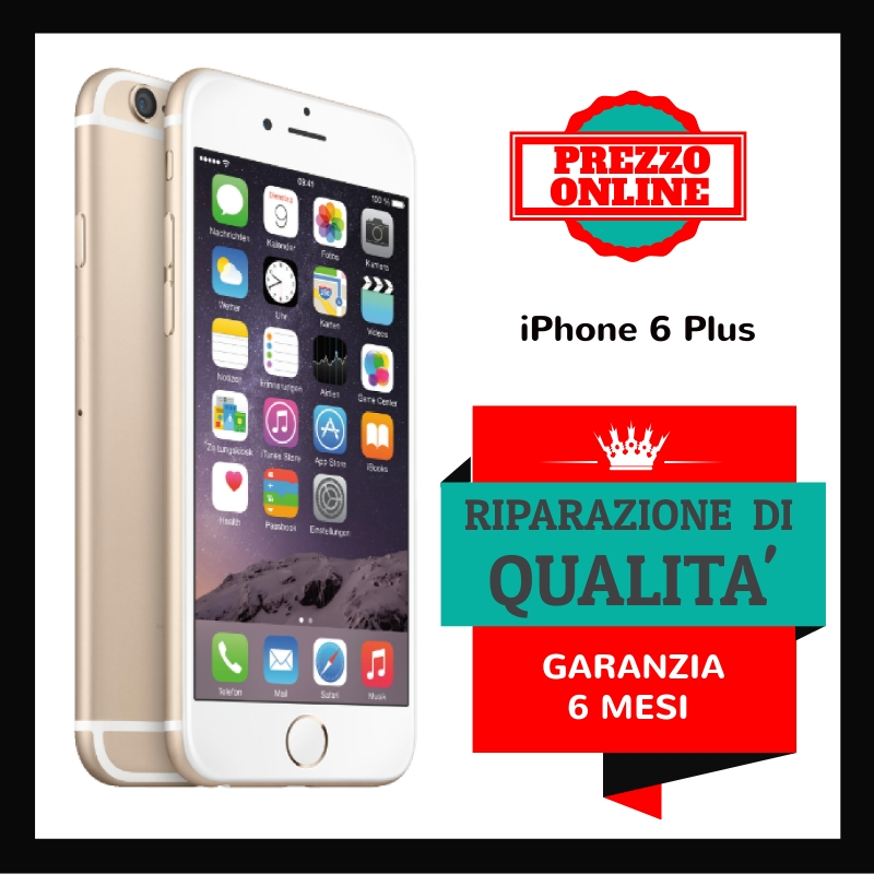 RIPARA IPHONE 6 PLUS