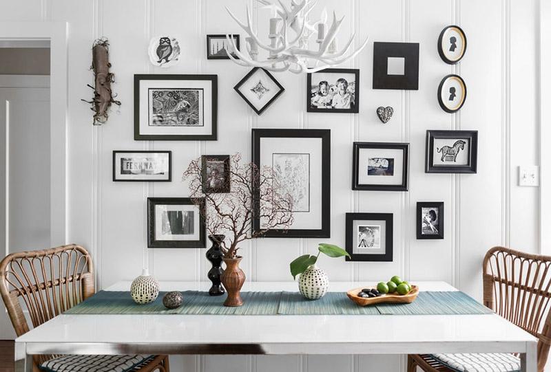 6 idee per arredare le pareti della vostra casa