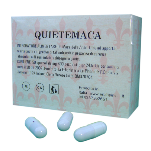 QUIETEMACA