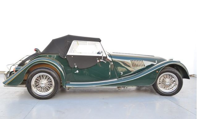 2009 MORGAN PLUS 4 2.0 LHD