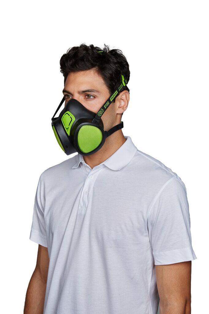 maschera pieno facciale bls 5150