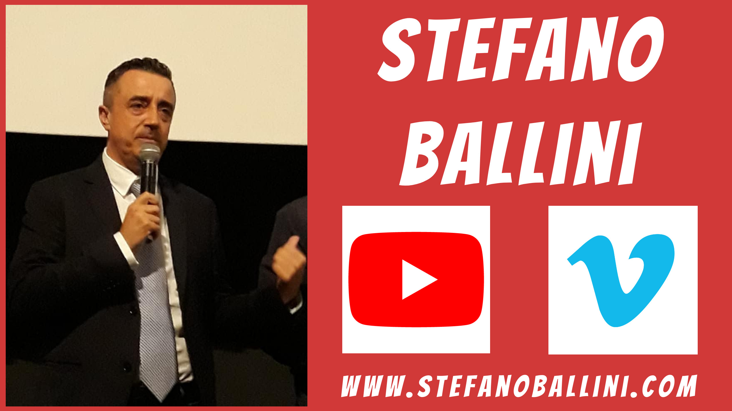 Stefano Ballini Official Site
