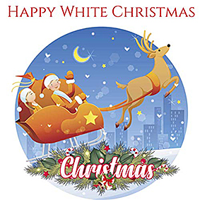 HAPPY WHITE CHRISTMAS DAY (Música /\ Musique /\ Music, 2019)