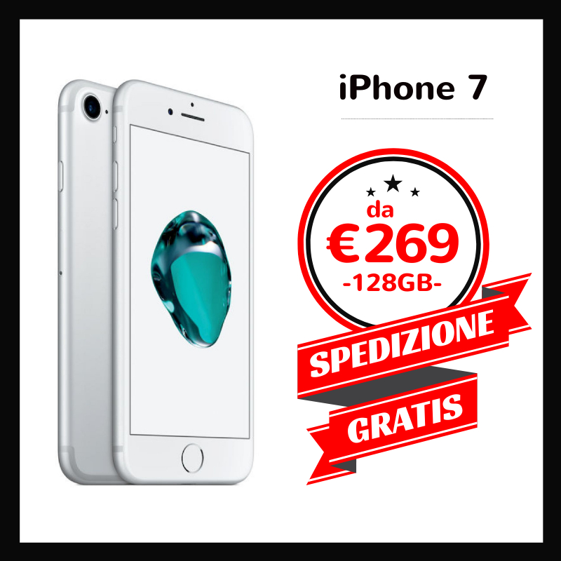 APPLE IPHONE 7 | 128GB