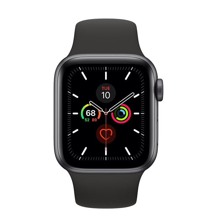 [MWV82TY/A] APPLE WATCH SERIE 5 GPS 40MM ALLUMINIO GRIGIO SIDERALE