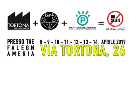 Tortona Design Week - NO SELFIE Project
