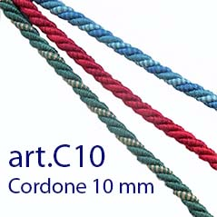 Cordone h 10 mm circa art C10
