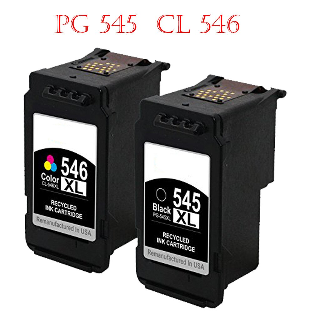 Multipack Canon PG-545XL + CL-546XL