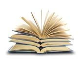 - l 11720969-pile-di-libri-con-un-libro-aperto-su-sfondo-bianco 2jpg