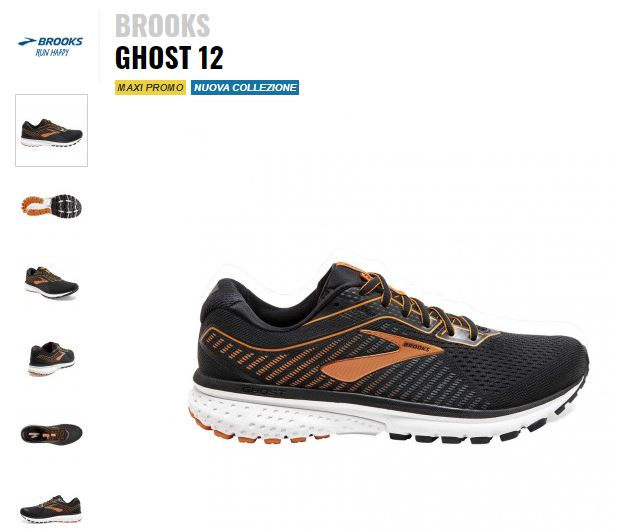 Ghost 12 009 - Black/Turbulence/Orange 110316