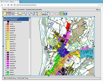 WEB GIS [guarda il demo]