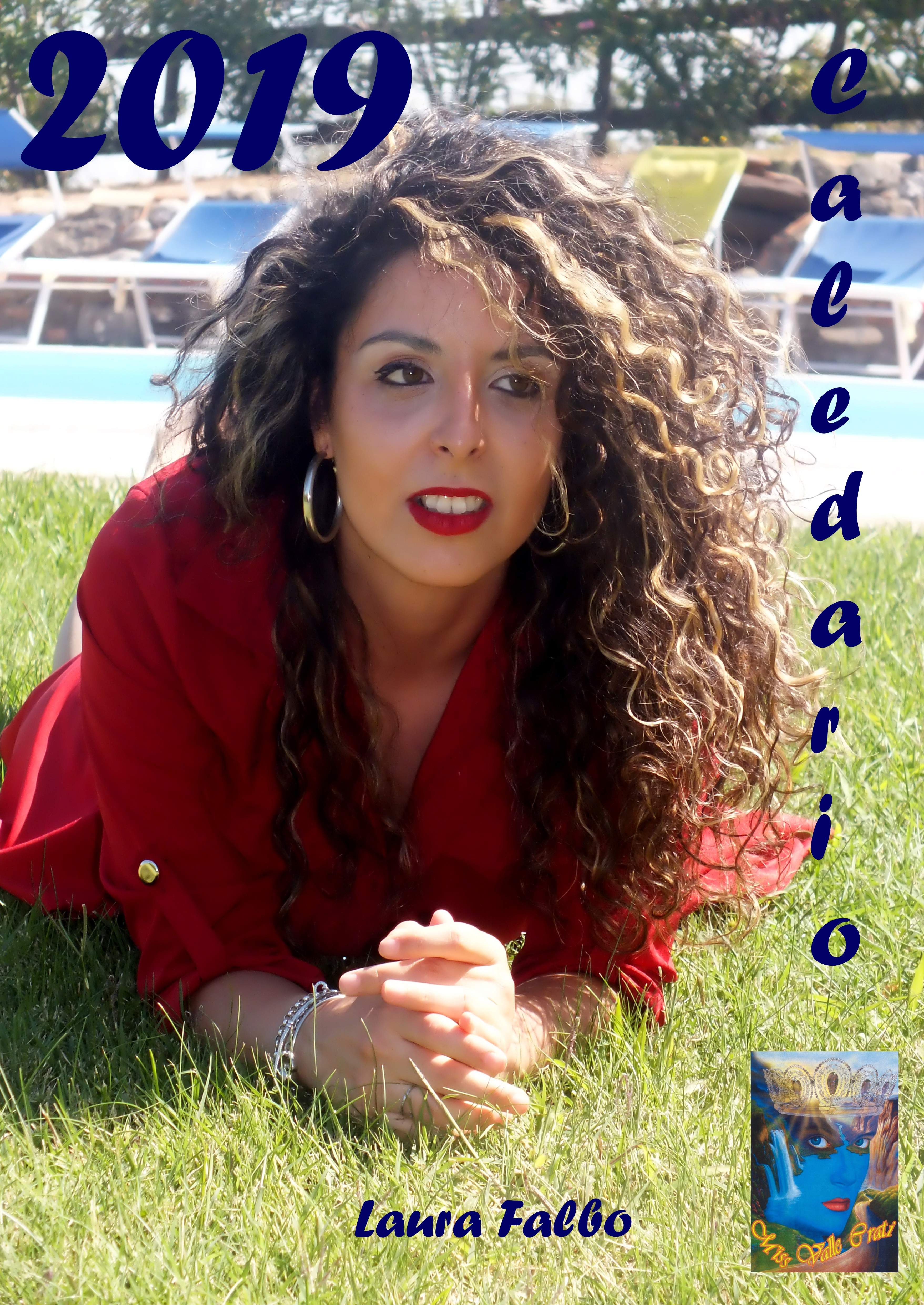 Calendario Laura.Il Volto Del Calendario 2019 E Laura Falbo
