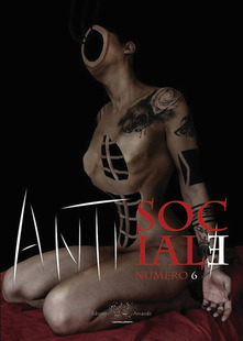 Antisociale. Book-magazine. Vol. 6