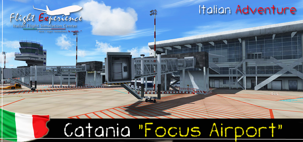 Italian Adventure  Catania Focus Airport 2 ore