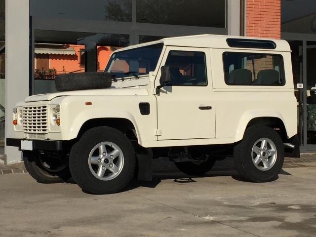 1988 LAND ROVER 90 COUNTY LHD