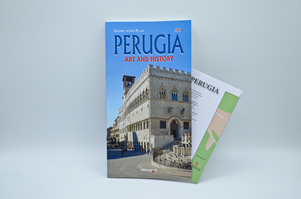 Perugia Guide with Plan