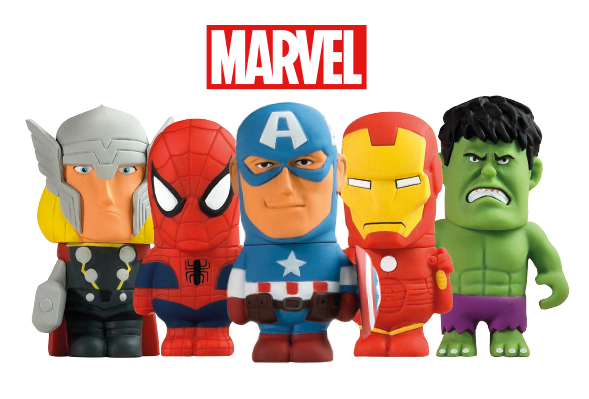 USB FLASH DRIVE MARVEL 16GB