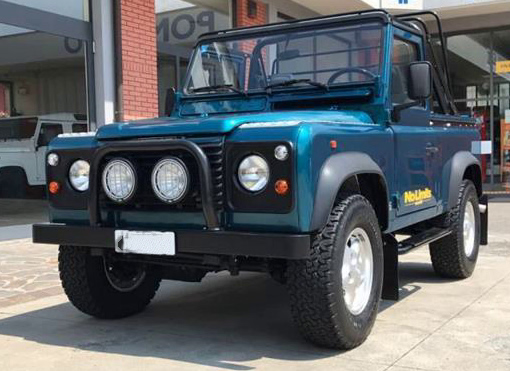 1998 LAND ROVER 90 NO LIMITS EDITION